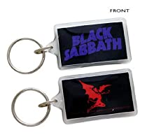 Black Sabbath Keychain - Master Of Reailty