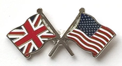 UNION JACK & USA-SPILLA DA BAVERO