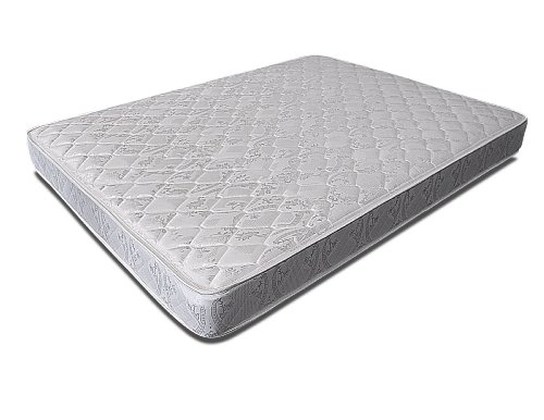 Buy Brentwood Intrigue 7-Inch Quilted Inner Spring Mattress, Made in the USA, Twin