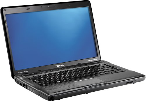 Toshiba Satellite Laptop / Intel� CoreTM i5 Processor / 14 Display / 6GB Memory / 640GB Hard Drive / Blu-ray Disc Drive - Platinum