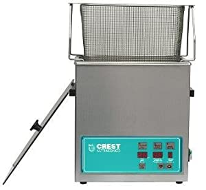 Crest 1 Gallon CP360D Ultrasonic Heated Cleaner
