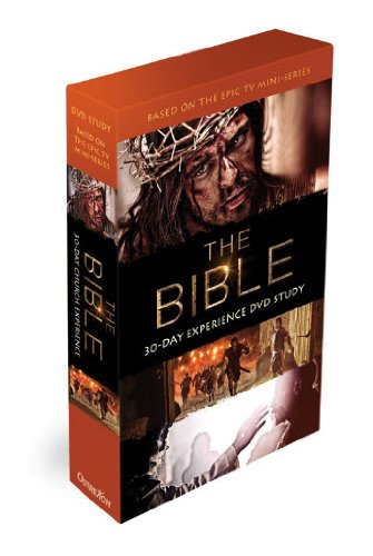 """The Bible TV Series 30-Day Experience DVD Study: Based on the Epic TV Miniseries """"The Bible"""