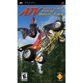 ATV Offroad Fury Blazin' Trails for Sony PSP - 1