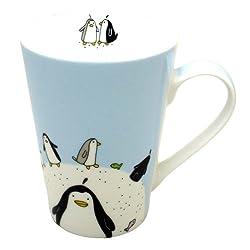 KONITZ MUG グローブトロッター ペンギン 1110320499