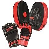UFC DBL Punch Mitt/Glove Combo