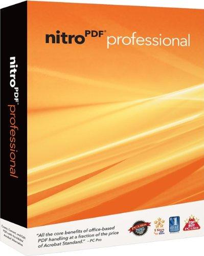 Nitro PDF Professional V6