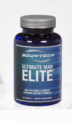 Bodytech - Ultimate Man Elite, 90 Tablets