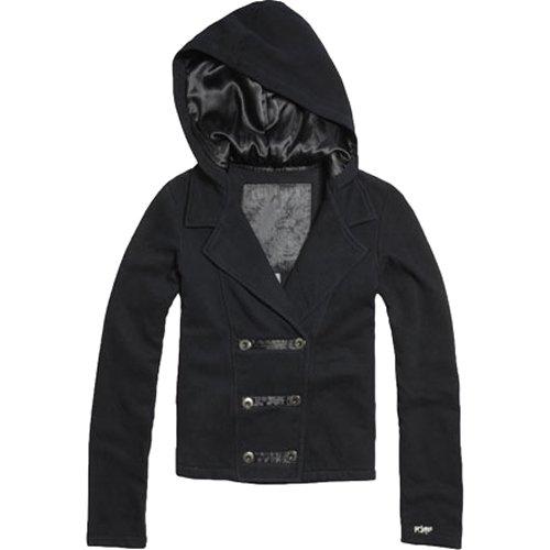 Fox Racing Caliber Blazer Girls Fashion Jacket - Color: Black, Size: Medium