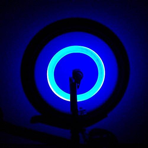 Massmall Led Flash Tyre Wheel Valve Cap Light For Car Bike Bicycle Motorbicycle Wheel Light Tire Light