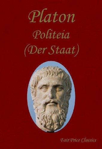 Plato - Politeia (Der Staat)