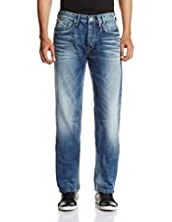 Pepe Jeans Men's Anglesey Relaxed Fit Jeans