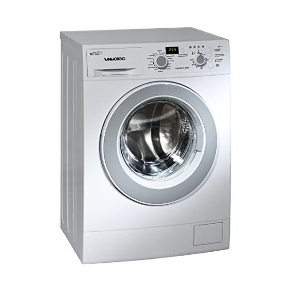 Le 9 lavatrici top di maggio 2016 for Mini lavatrice