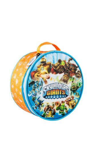 Skylanders Giants Storage Zip Case (Ps3/Nintendo Wii/Xbox 360/Pc Dvd) front-270625