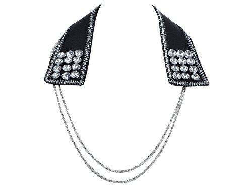 collier-chaines-embellir-strass-collier-transparent-avec-drapage-ton-argent-noir
