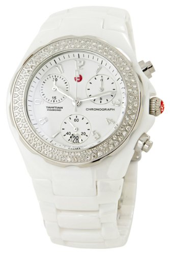 Michele Women's MWW12B000001 Tahitian Watch