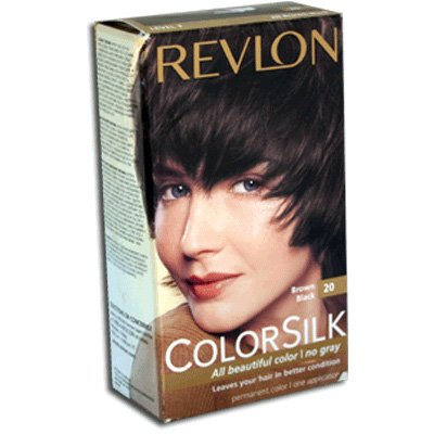 revlon colorsilk haircolor 41 medium brown 4n 1 ea dark