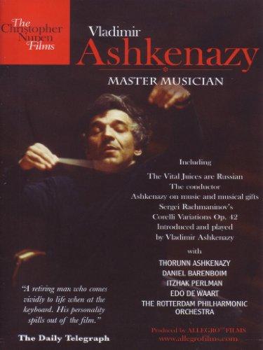 Vladimir Ashkenazy: Master Musician [DVD] [2009]
