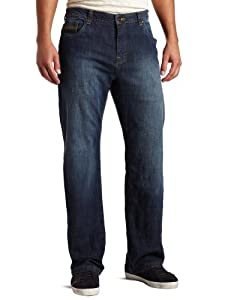 prAna Men's Axiom Jean, 30-Inch Inseam, Antique Stone Wash, 28