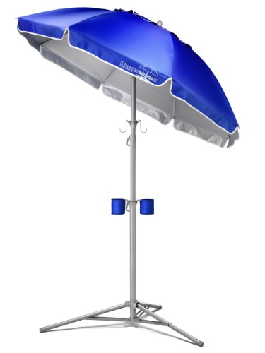 Wondershade II Portable Umbrella (Royal Blue)