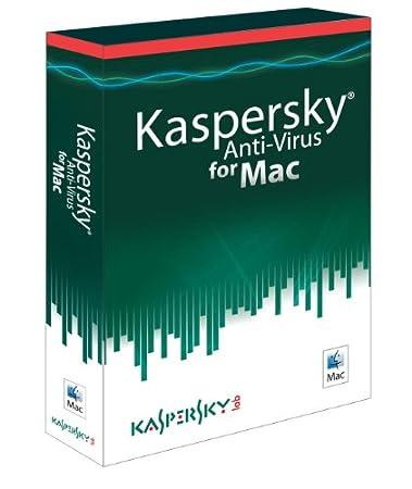 Kaspersky Anti-Virus Mac