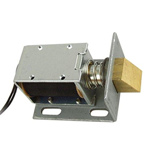 URBEST®DC 12V Open Frame Type Solenoid for Electric Door Lo