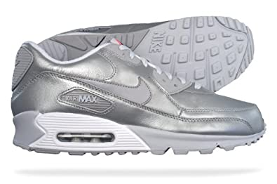 Air Max Silber Metallic