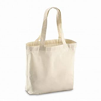 Westford Mill - Sac de Shopping Westford Mill 100% coton biologique,anses épaule - Beige Peau