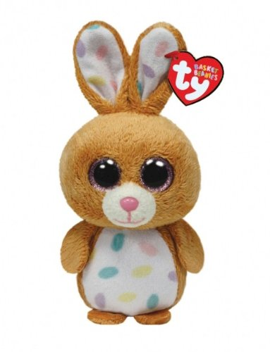 Ty Basket Beanies Carrots - Bunny
