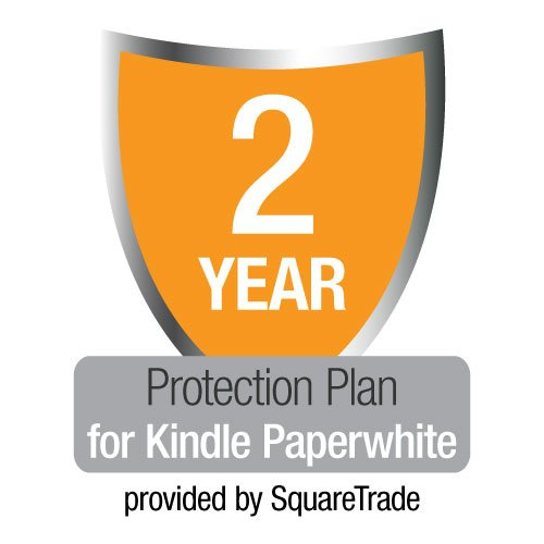 2-Year SquareTrade Warranty plus Accident Protection for All-New Kindle Paperwhite Wi-Fi
