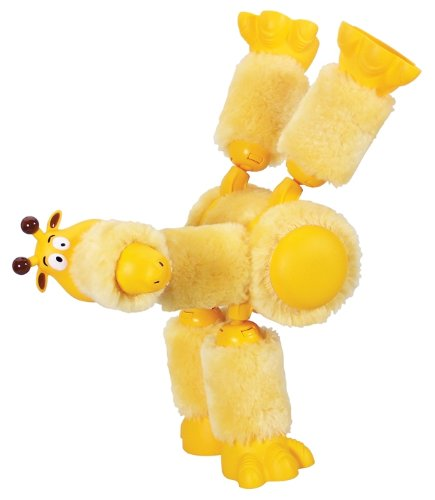 Kid Galaxy Tubeez Giraffe & Alligator Set