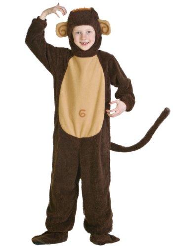 Big Boys' Child Monkey Costume