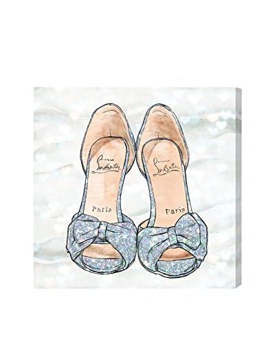 Oliver Gal Cinderella's Favorite Pair Canvas Art