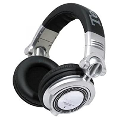 PANASONIC RP-DJ1250-S / DJ Style Headphone Technics Wired - 50 Ohm - 5 Hz 30 kHz - Gold Plated