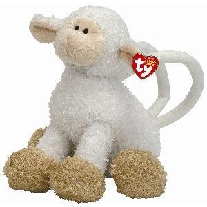 """TY Beanie Babiesâ""""¢Baaabsy Baaagâ""""¢ - lamb purse by Ty"""