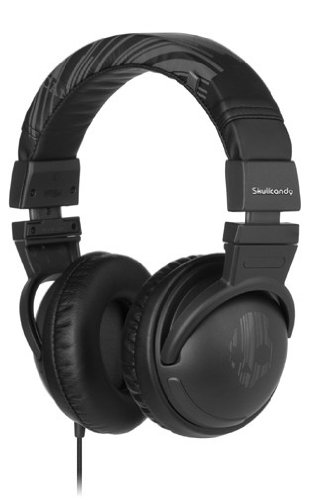 Skullcandy Hesh Headphones (Black/Grey)
