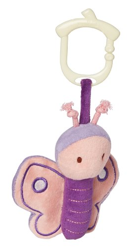 My Natural Clip N Go Stroller Toy, Butterfly front-571796