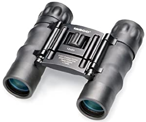 Tasco Essentials 10x25 Compact Binocular (Black)