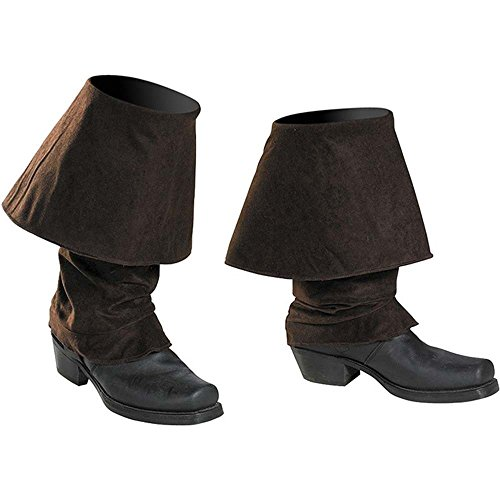 Adult Pirates of the Caribbean Boot Covers