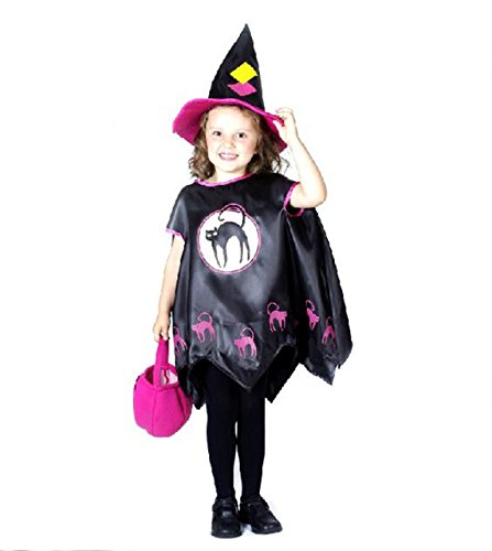 Witch costumes Halloween kids kids costume fancy dress