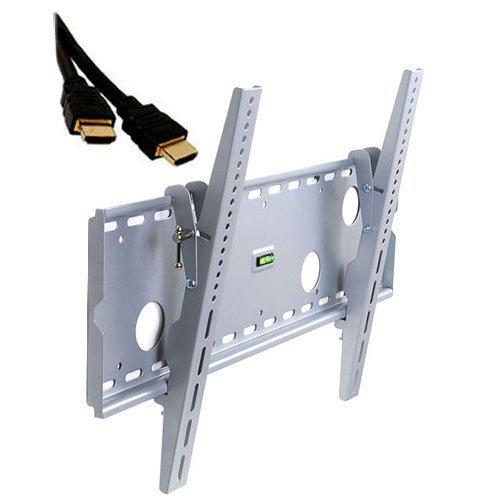 Videosecu Tilting Wall Mount Bracket Plasma Tv Lcd Monitor Bracket For Olevia / Syntax 37~50 Inch Tv 237V 337H 437V 537H Lt37Hv Lt37Hve Lt37Hvs Lt37Hvi 342I 542I 742I Lt42Hve Lt42Hvi 747I Lt47Hvi Lct50Hv 1Wa
