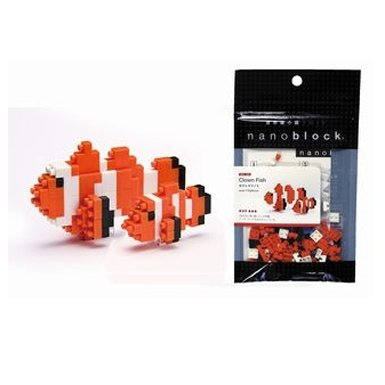 Nanoblock (Clown Fish)||RNWIIT