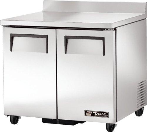 "True Mfg Twt-36, 36"" Wide Worktop Refrigerator"