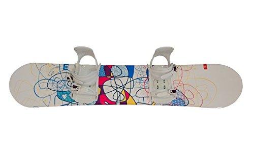 "Generics Snowboardset ""FLAIR"" inkl. Bdg.145 cm"