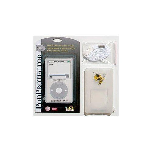 Georgia Tech giallo giacche iPod motivo