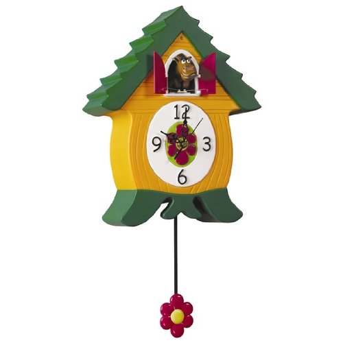 Lightnin' Less in the WhinnyCoo Cuckoo Clock