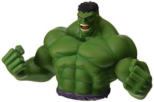 Marvel Avengers Raging Hulk Busto Coin Bank