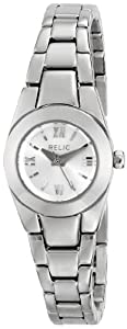 Relic Women's ZR34206 Payton Micro Silvertone Watch