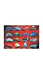 Artopweb Panel Decorativo Disney Cars 60x90 cm multicolor