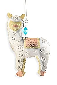 Pilgrim Imports Alfred Alpaca Fair Trade Ornament
