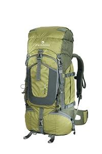 Buy Ferrino Overland 50-Litre Backpack (Green) by Ferrino
